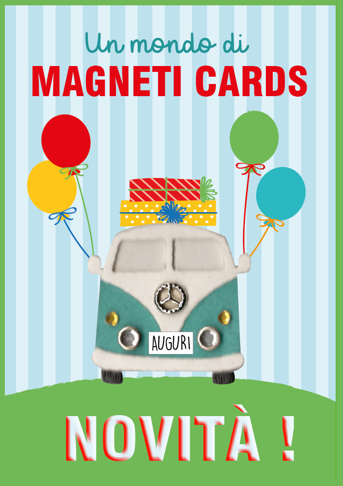 Magneti Cards
